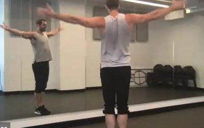Greatest Showman Live Dance Class