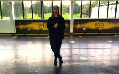Commercial Dance Class with Sarah McGinley
